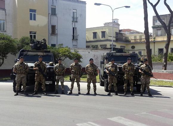 Gioacchino alfano terra dei fuochi i militari all for Commissione difesa camera