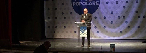 Angelino Alfano Campania Popolare