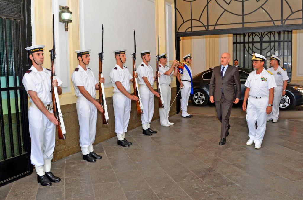Apertura Centro Sportivo Marina Militare Taranto