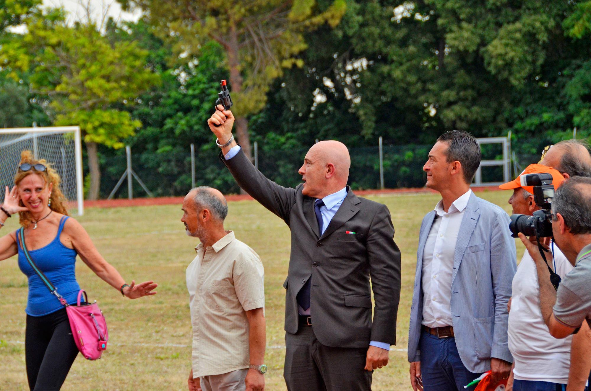 Gioacchino Alfano centro sportivo marina Militare Taranto
