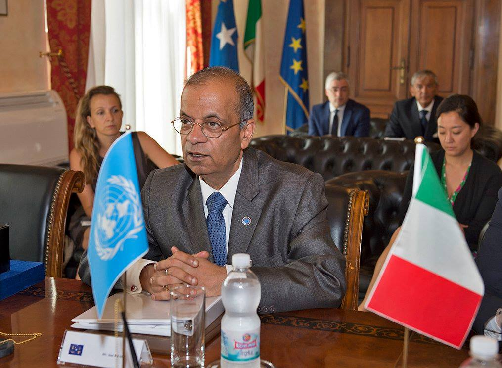 Incontro con Sottosegretario Generale Nazioni Unite