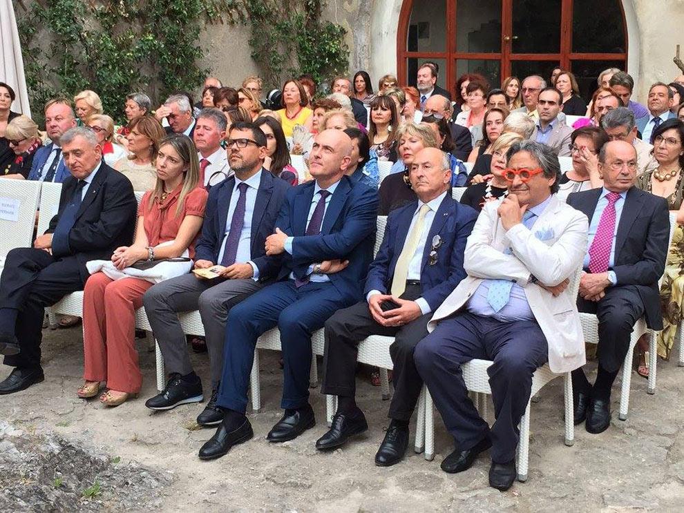 Premio Internazionale Principessa Sichelgaita Gioacchino Alfano
