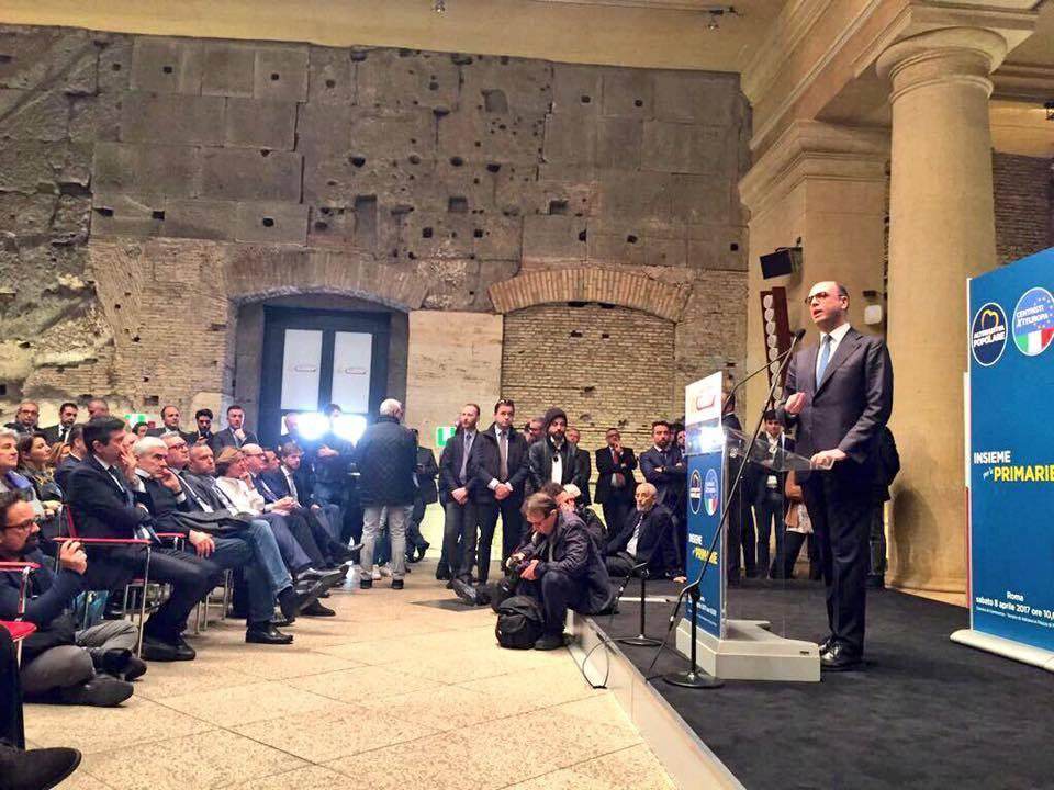 Insieme per le primarie Palazzo Adriano