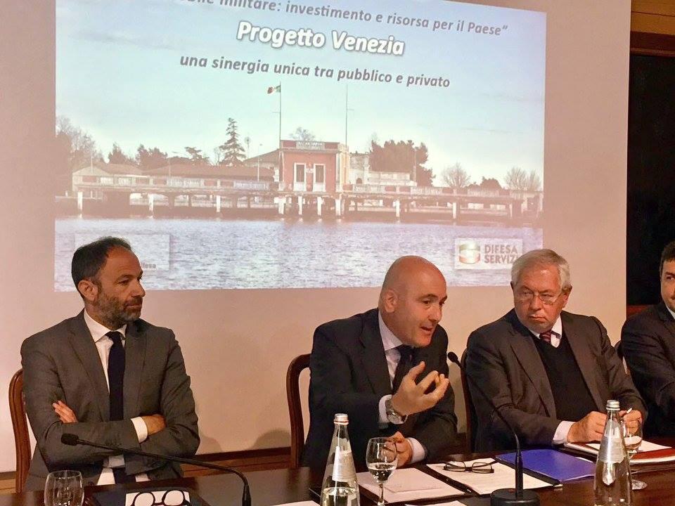 Valorizzazione della Caserma Miraglia a Venezia