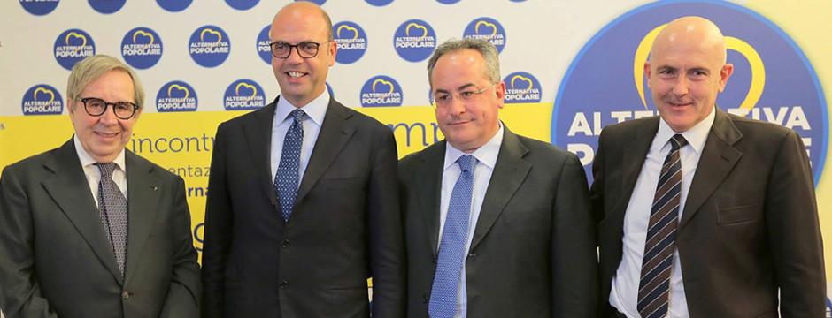 Il consigliere comunale del capoluogo di Terra di Lavoro, Riccardo Ventre aderisce ad Alternativa Popolare.