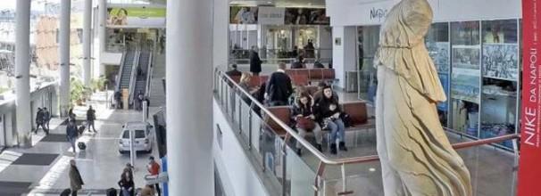 Inaugurazione primo Percorso Aarcheologico Aeroporto Internazionale Napoli