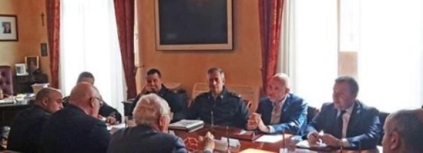 La #Difesa e le #ForzeArmate collaboreranno attivamente alla buona riuscita delle #Universiadi2019 in #Campania.